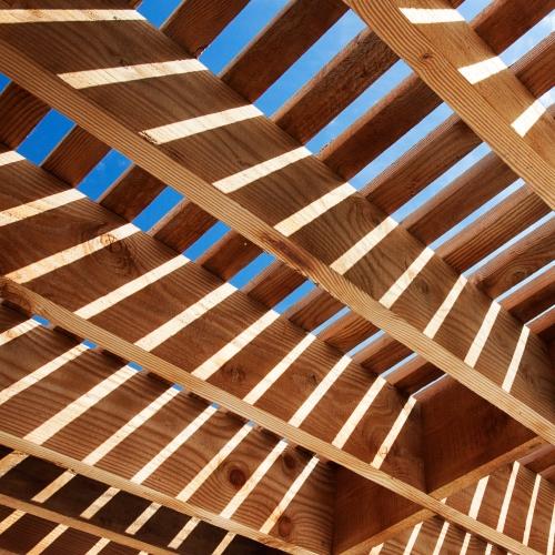 hout dakconstructies